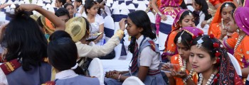 2014 Rising Angels Project India