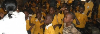 2017 Uganda Children Workshops for conflict prevention and conflict resolution
